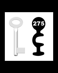 Buntbartschlüssel Standard Nr. 275