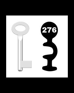 Buntbartschlüssel Standard Nr. 276